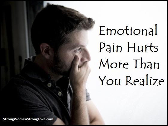 emotional pain